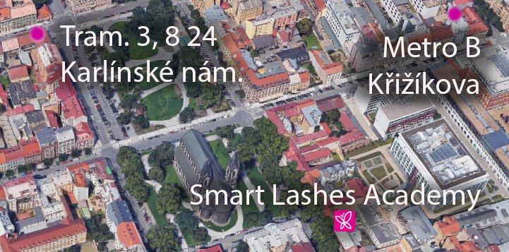 Адрес Smart Lashes Academy